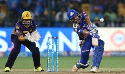 रोहित शर्मा ने मुंबई के लिए 26 रन की पारी खेली और क्रुनाल पंड्या के साथ महत्वपूर्ण साझेदारी की (bcci)