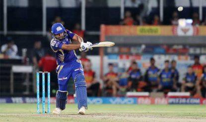 रोहित शर्मा ने मुंबई के लिए 45 गेंदों पर 67 रन की शानदार पारी खेली (bcci)
