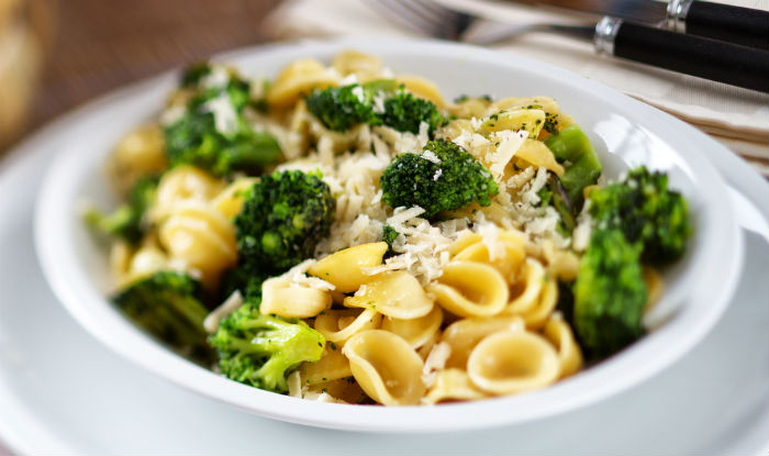 паста брокколи рецепт фото
