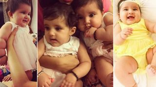 7 videos of Karanvir Bohra's daughters Raya Bella and Vienna will prove that they are the most adorable babies of the tinsel town!