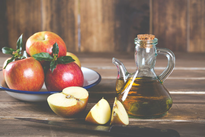 how to use apple cider vinegar for face in hindi
