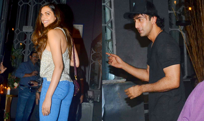 SPOTTED! Exes Ranbir Kapoor and Deepika Padukone at Imtiaz ...