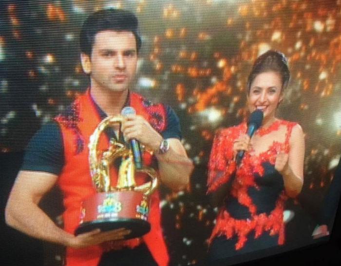 Nach Baliye 8 winner: Divyanka Tripathi and Vivek Dahiya win the trophy – view pic