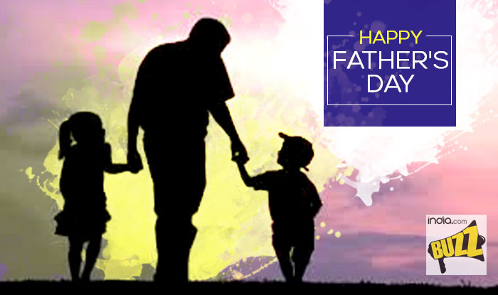 Father's Day 2017 Wishes: Best SMS, WhatsApp Messages, Facebook Status, and Gif Images to wish Happy Father's Day!