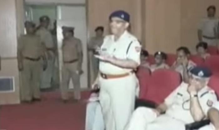 योगा दिवस की तैयारियों में जुटे दो IPS अधिकारी आपस में भिड़े, वीडियो हुआ वायरल