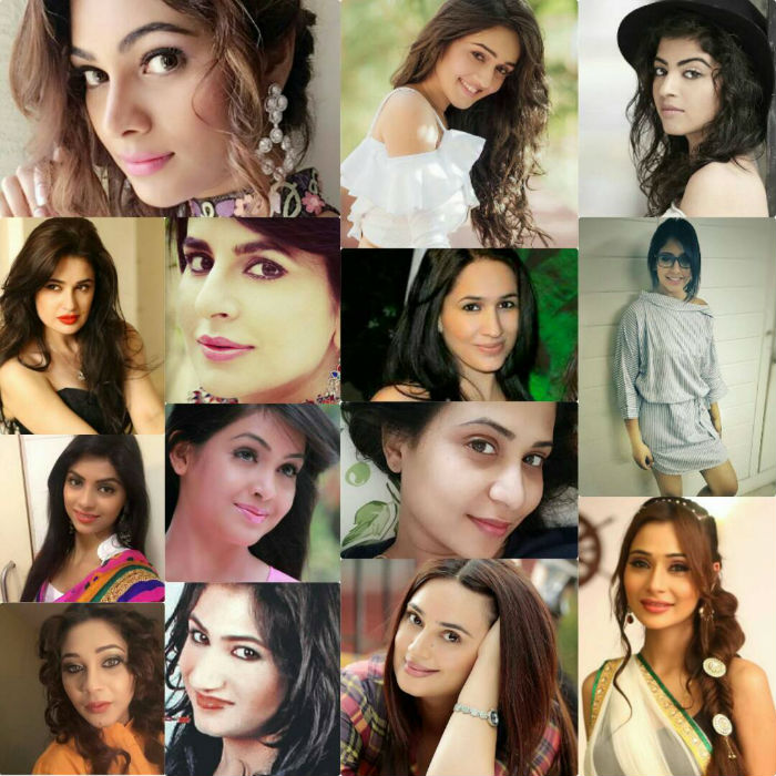Indian television actresses
