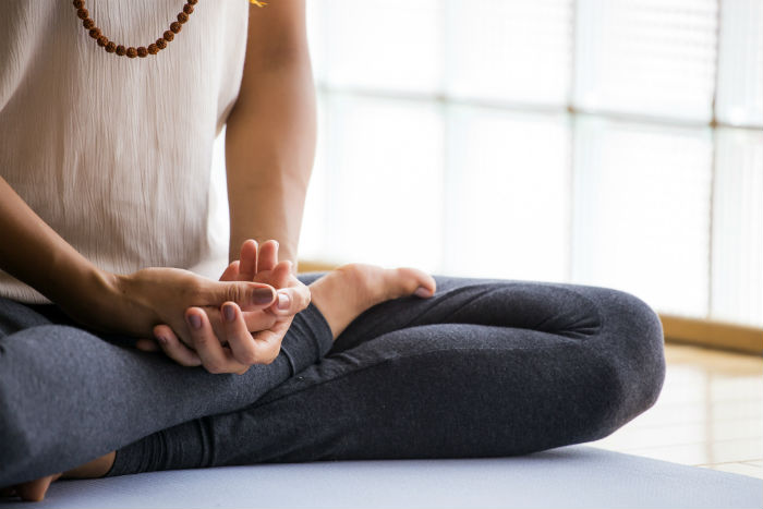 Find a spot to meditate