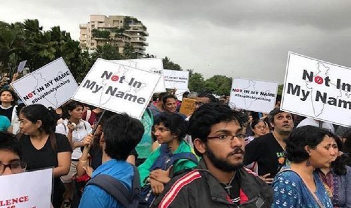 Image result for not in my name india