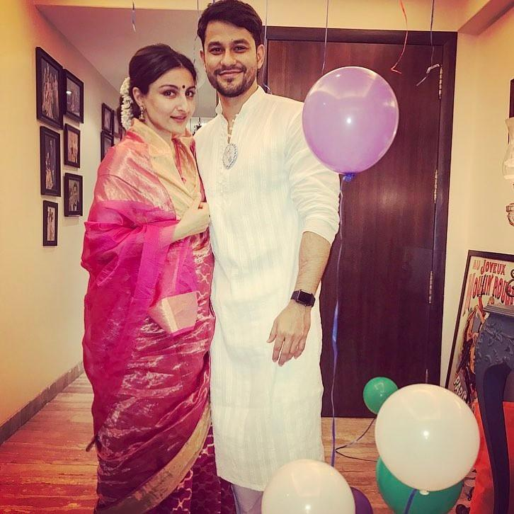 Soha Ali Khan Posts Pics From Her Baby Shower Gets Trolled In Return