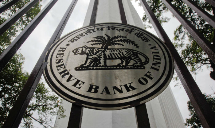 Logo of Reserve Bank of India