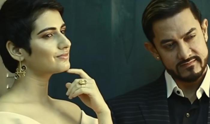 Aamir khan dating sana
