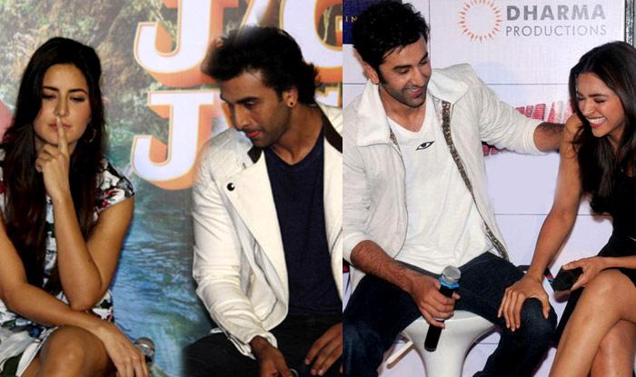 Ranbir Kapoor more comfortable with Deepika Padukone than ...