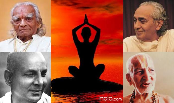 International Yoga Day 2017 Most Iconic Yoga Gurus Ever Who Changed Definition Of Personal Fitness India Com