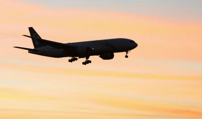 US airliner turned back after human heart left on board
