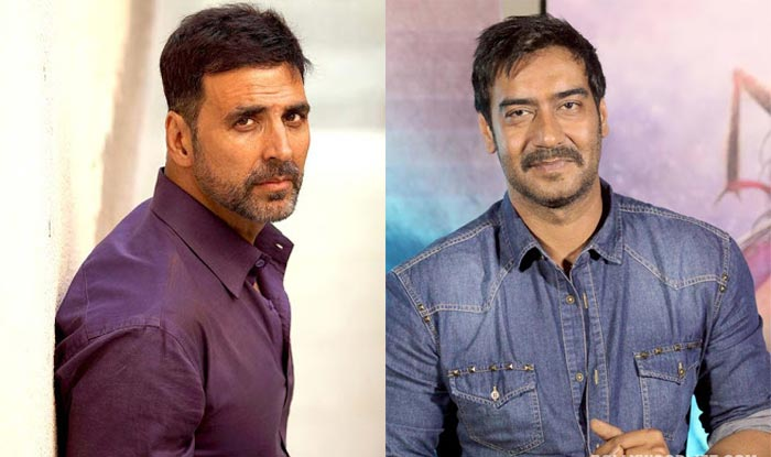 when this famous director was to be formed Akshay Kumar's ...  |Akshay Kumar And Ajay Devgan