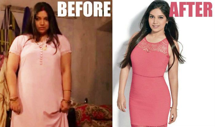 Bhumi Pednekar followed this diet to lose 30 kg - India.com