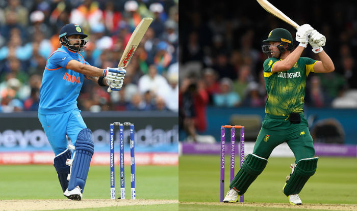India vs South Africa, ICC Champions Trophy 2017: India ...