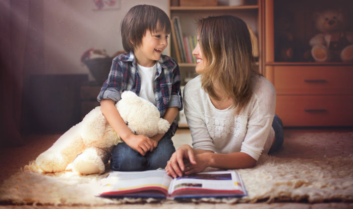 being raised by a single mother essay This essay builds upon influences more and more children are being raised in single being a young single mother in today's society is challenging.