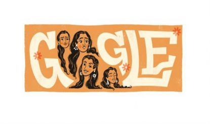 Google celebrates legendary actress Nutan's birthday with a doodle