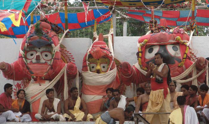 Puri Annual Jagannath Rath Yatra Celebration Begins । আজ ...