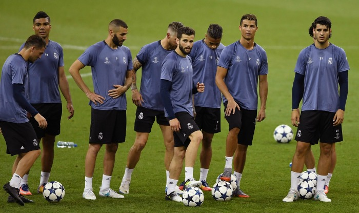 Champions League final: Juventus stand between Real Madrid ...