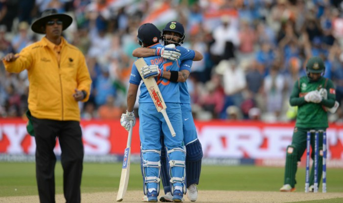 India Has Tough Road To Champions Trophy: ICC Champions Trophy 2017: India's Road To Finals