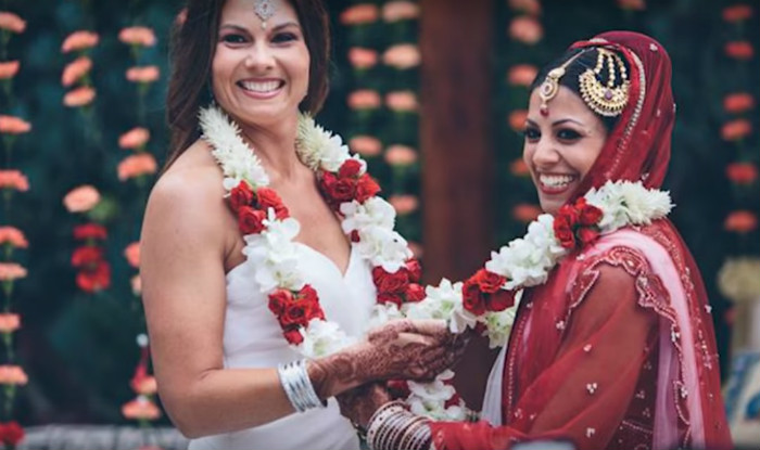 Lgbtq Pride Month 2017 This Video Of The First Indian Lesbian Wedding In The Us Is Melting Our Hearts