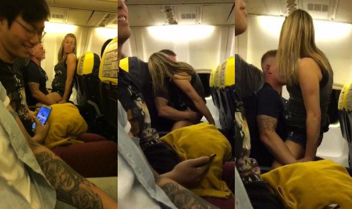 flight attendant sex tape