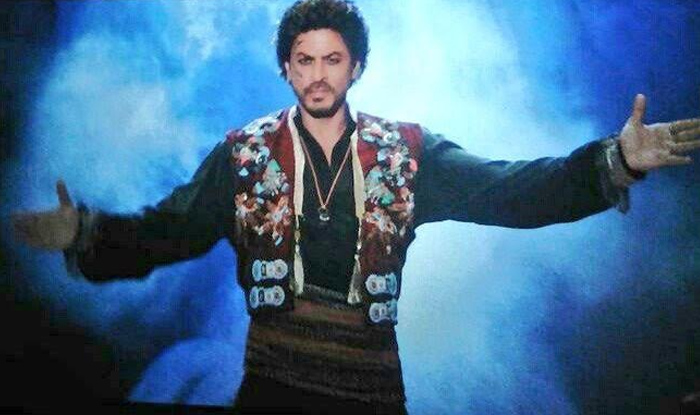 Shah Rukh Khan in Tubelight