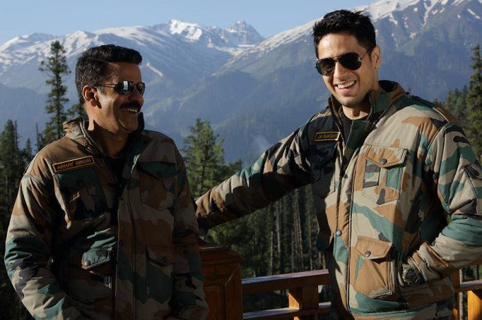 Sidharth Malhotra and Manoj Bajpayee shoot in Kashmir for 'Aiyaary'