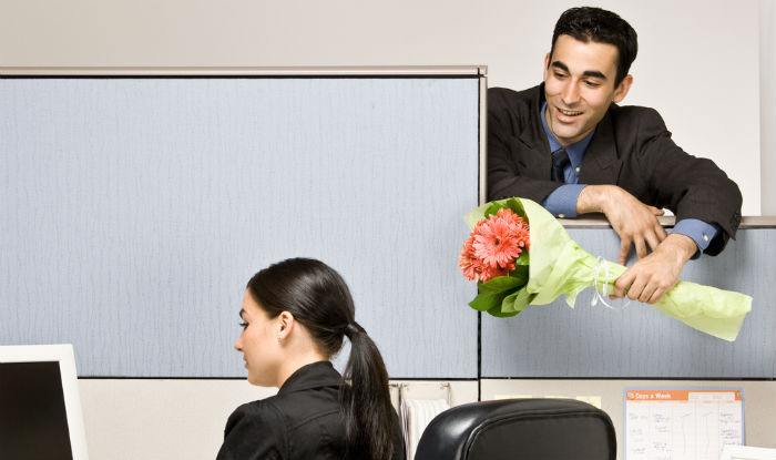 dating someone at the workplace