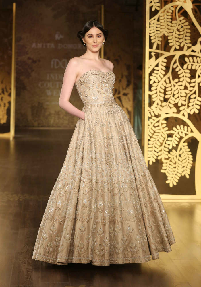 Anita Dongre\'s Bridal Couture Collection \'Tree of Love\' is Giving Us ...