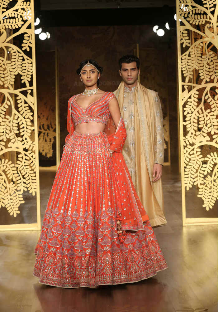 Anita Dongre S Bridal Couture Collection Tree Of Love Is