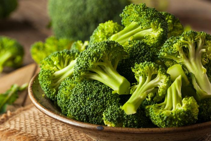 Eat broccoli