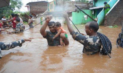 Floods in Odisha