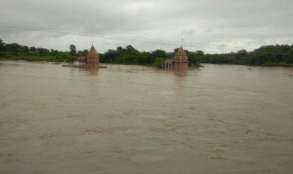 Water-level in river Betwa rises, Madhya Pradesh