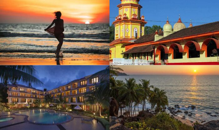 Goa, Monsoon, Goa beaches