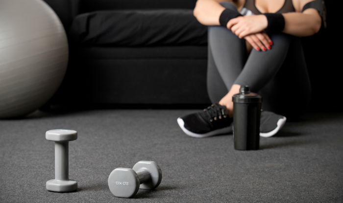 Gym items for home here are must have an