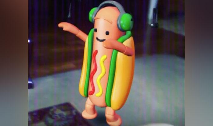 Dance Hot Dog Meme
