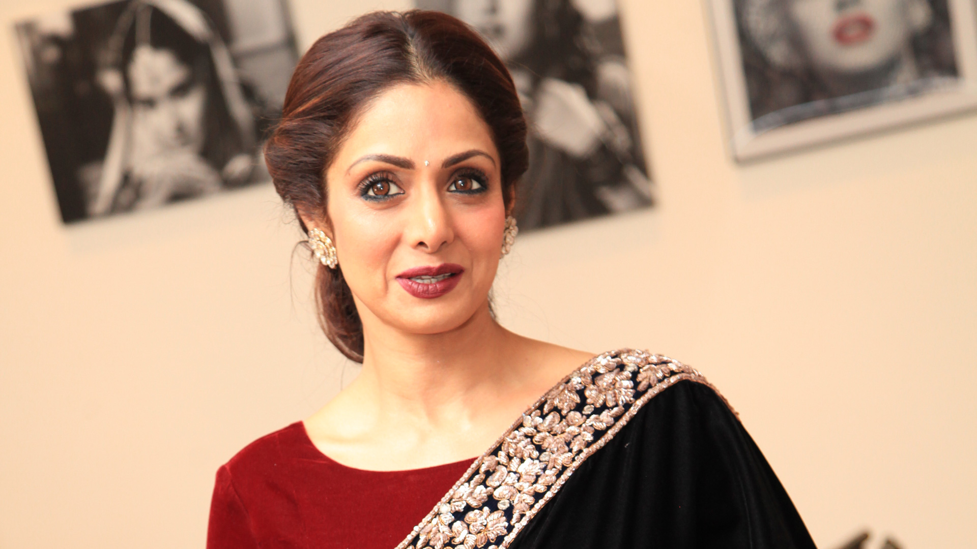 Sridevi Gets A Dark New Avatar For Her