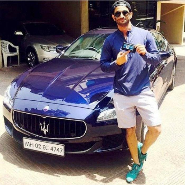 Alia Buying His New Car
