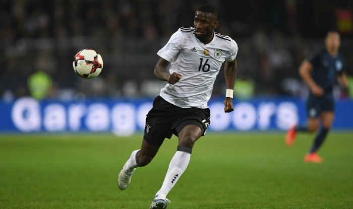 German defender Antonio Rudiger Chelsea-bound after Roma ...