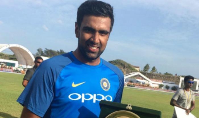 India vs Sri Lanka 2017: BCCI Felicitates R Ashwin After Galle Win