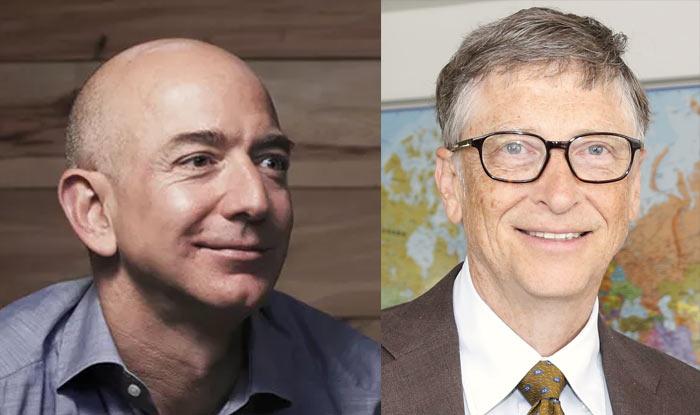 Amazon Ceo Jeff Bezos Is No Longer World S Richest Man Bill Gates