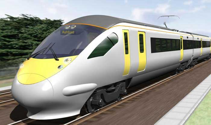 Ahmedabad-Mumbai High-Speed Bullet Train Project Begins ...