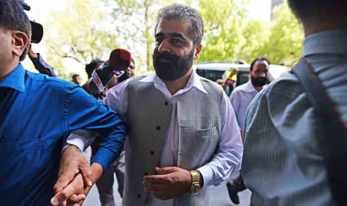 एनआईए हिरासत में अलगाववादी नेता नईम खान. (फाइल फोटो- Gettyimages)