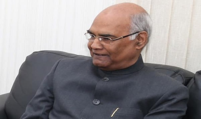 Ram Nath Kovind Takes Oath as 14th President of India ...