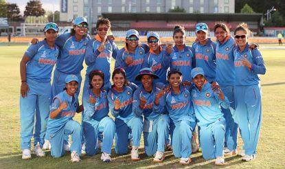 indian-women's-cricket-team