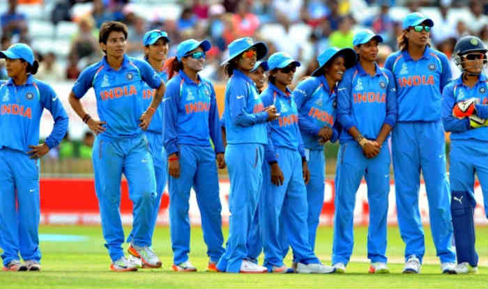 India Women's cricket team.