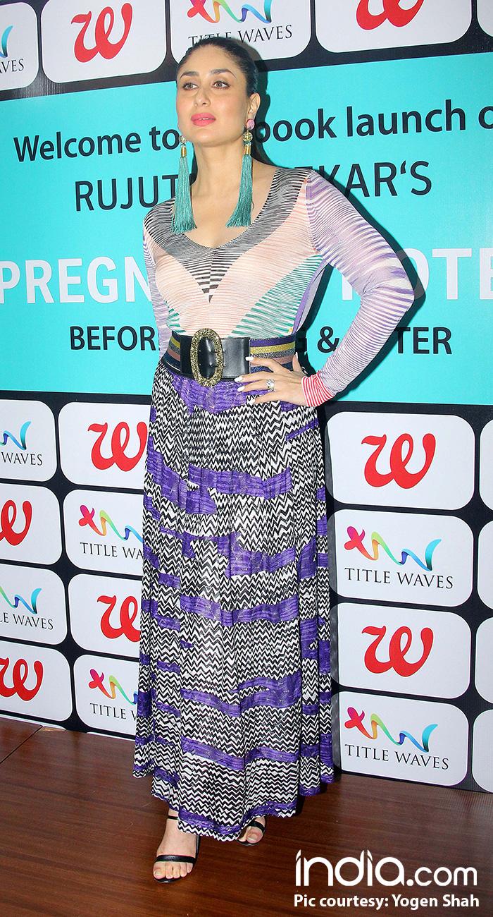 Kareena Kapoor Dietician Book